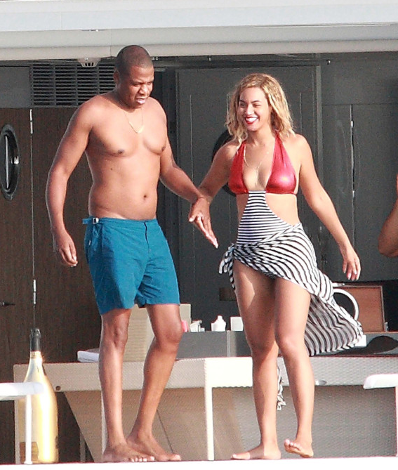 Beyonce Monokini Classy Black Girl