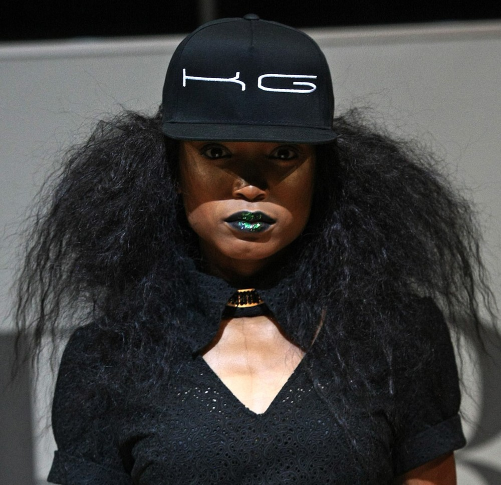 Dark and Lovely at HFR_Tease and Pop Final Runway Look