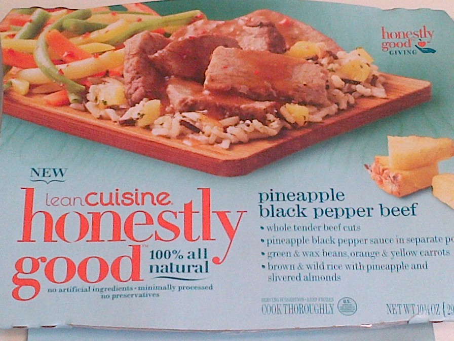 #EatHonestly Frozen Meals via Lean Cuisine #cbias