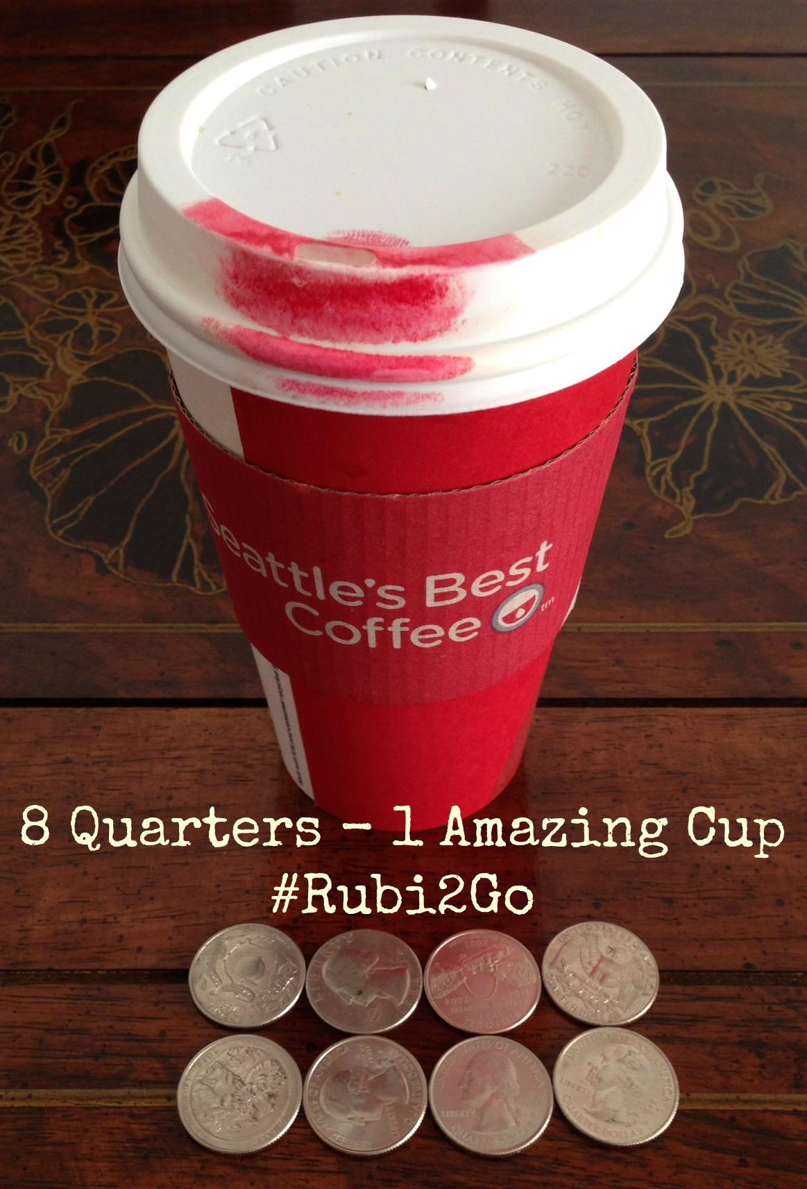 8 Quarters #Rubi2Go