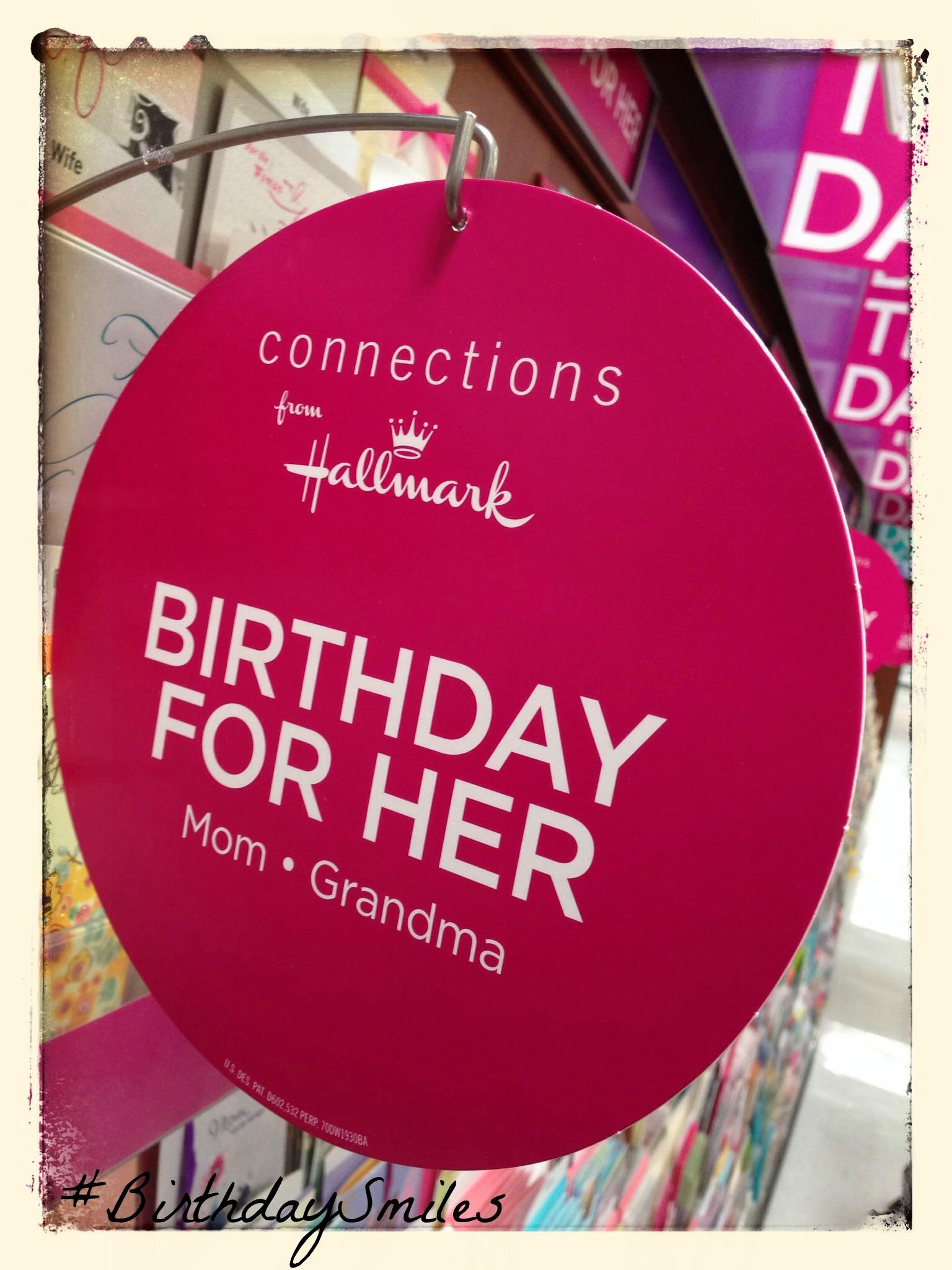 #BirthdaySmiles #shop #cbias CBG191310 Hallmark ClassyBlackGirl