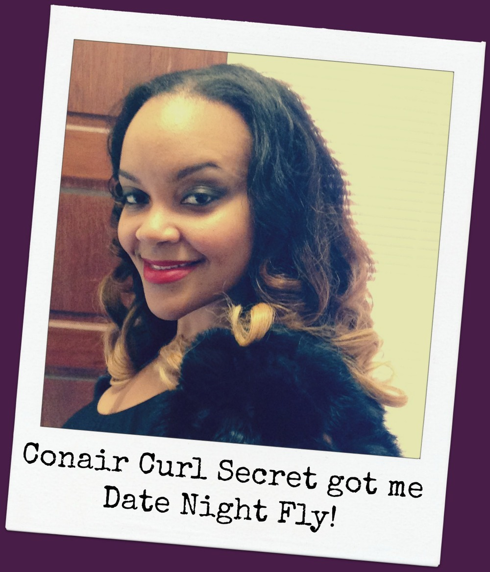 Conair Curl Secret #shop Fly Classy Black Girl CBG191310