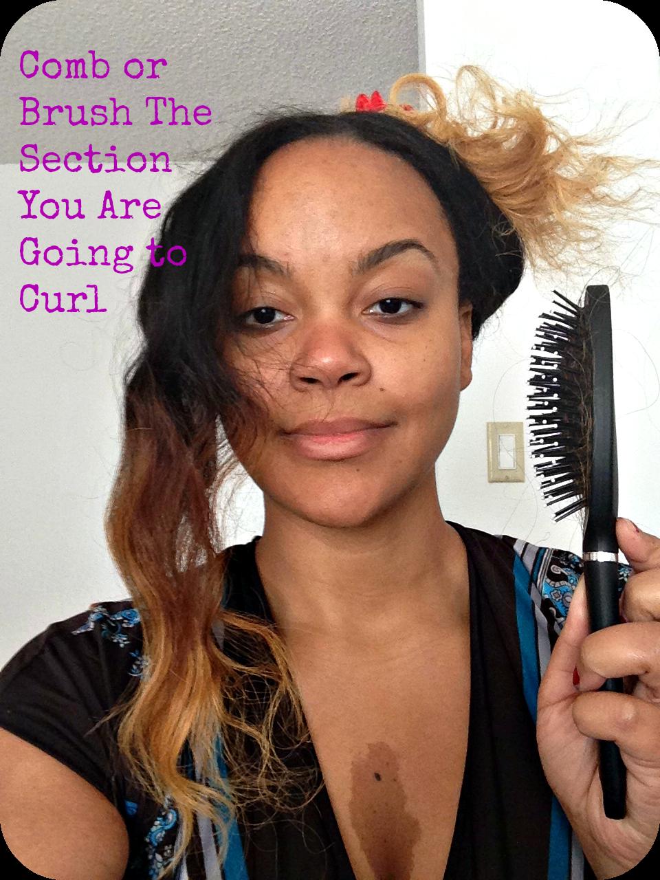 Conair Curl Secret #shop Classy Black Girl Comb CBG191310