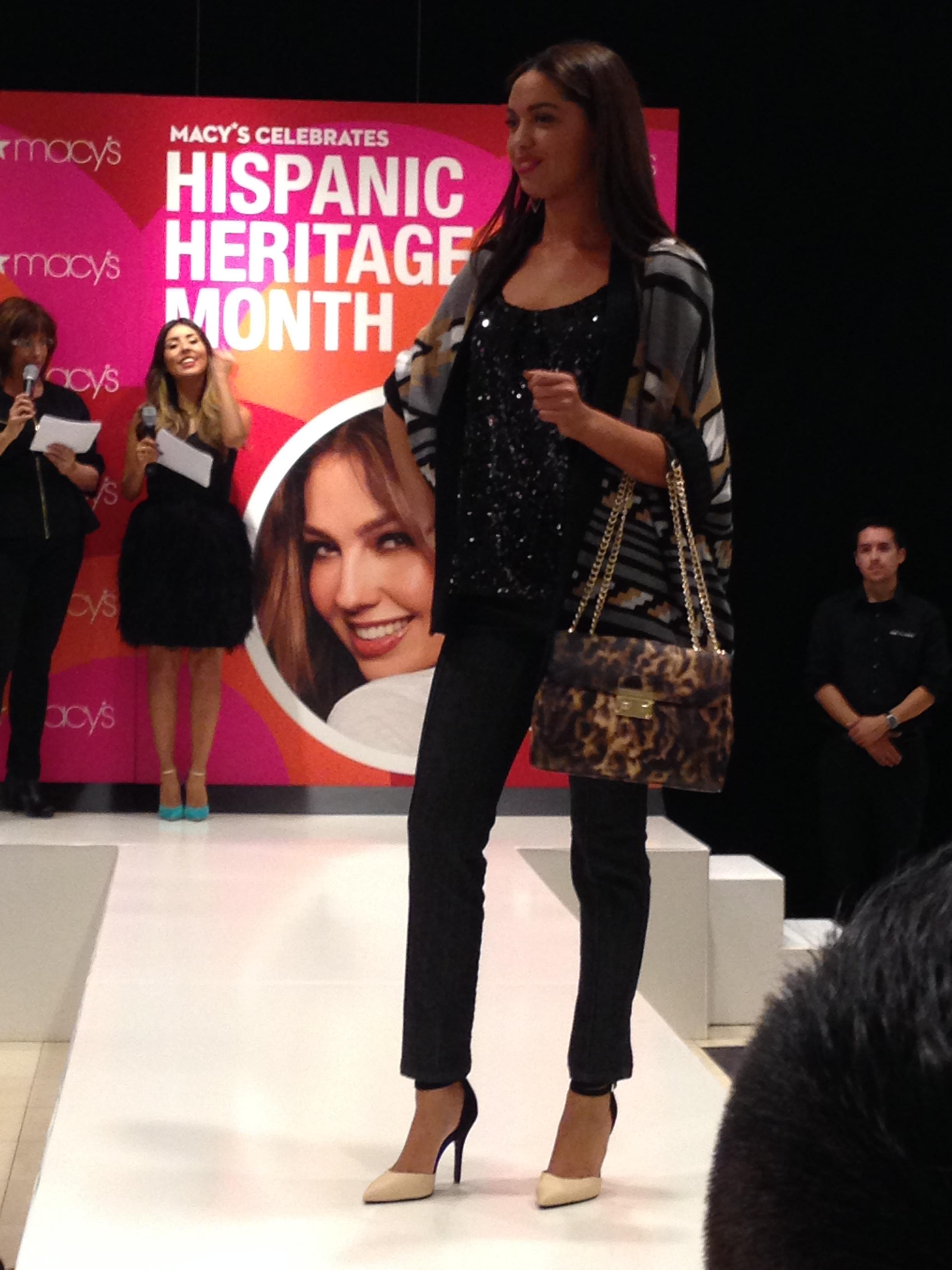 #HHM13 Thalia Macys Fashion CBG191310