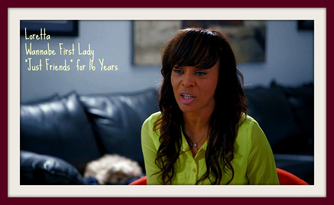 Miss Loretta Preachers of LA Wannabe CBG191310