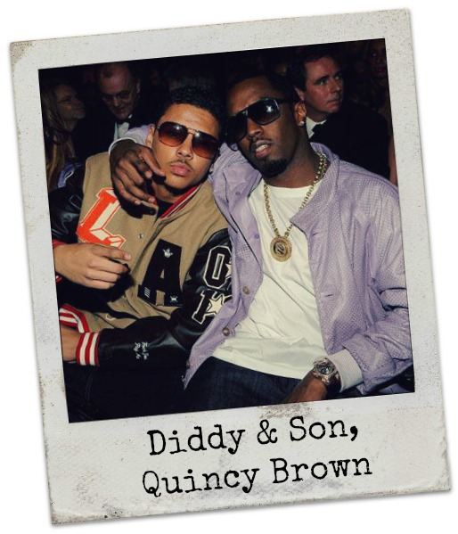 diddy and quincy brown CBG191310