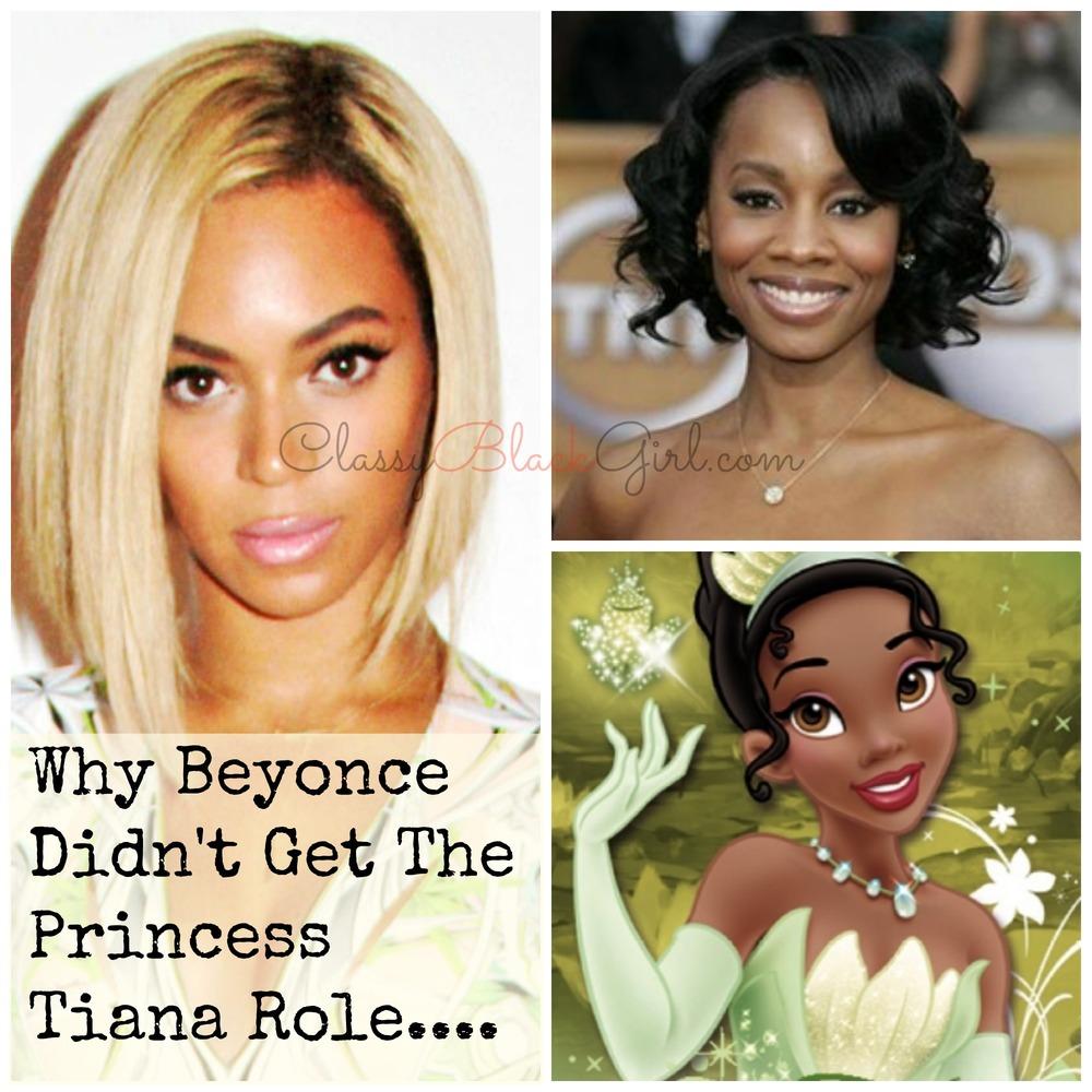 Beyonce, Anika Noni Rose, Disney, Princess Tiana, CBG191310