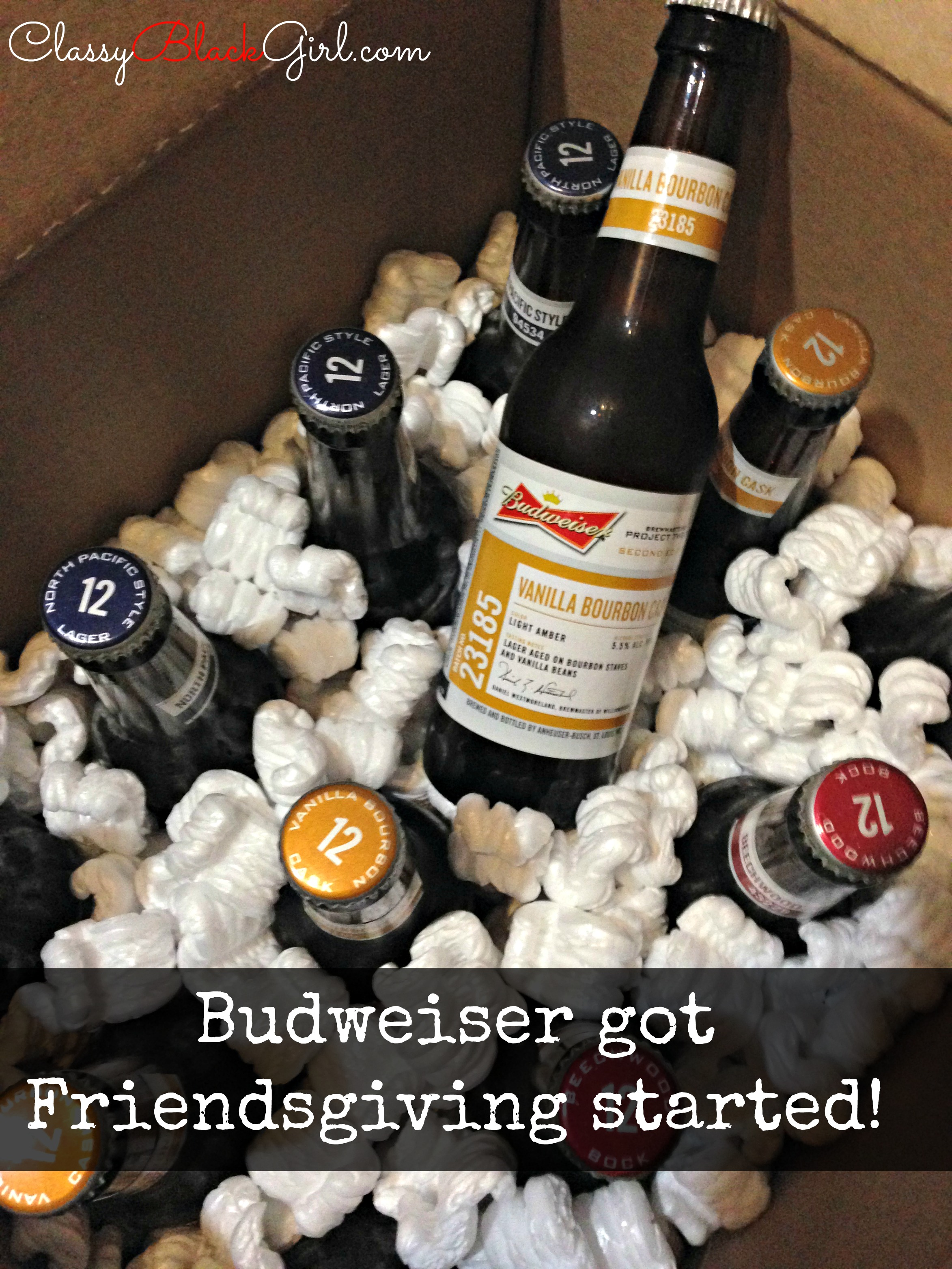 Budweiser Friendsgiving USE
