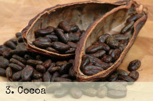 Cocoa use