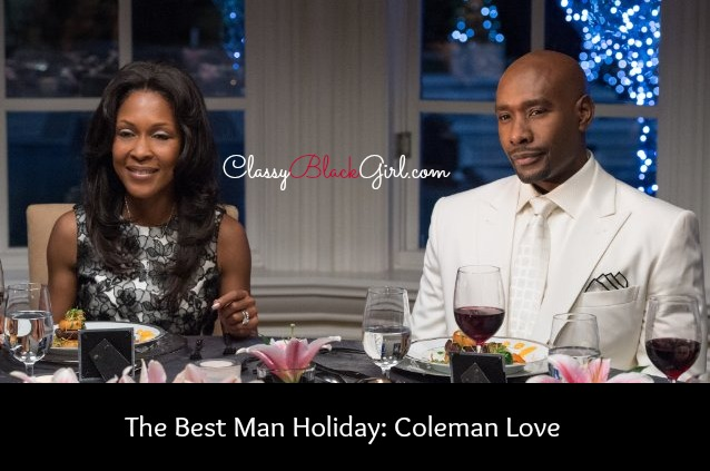 Coleman Love Mia and Lance Best man holiday fixed