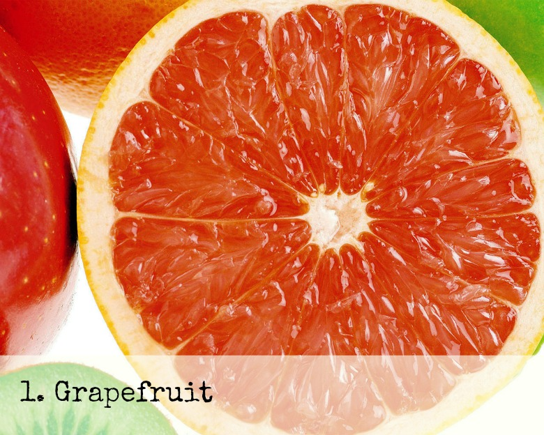 Grapefruit use