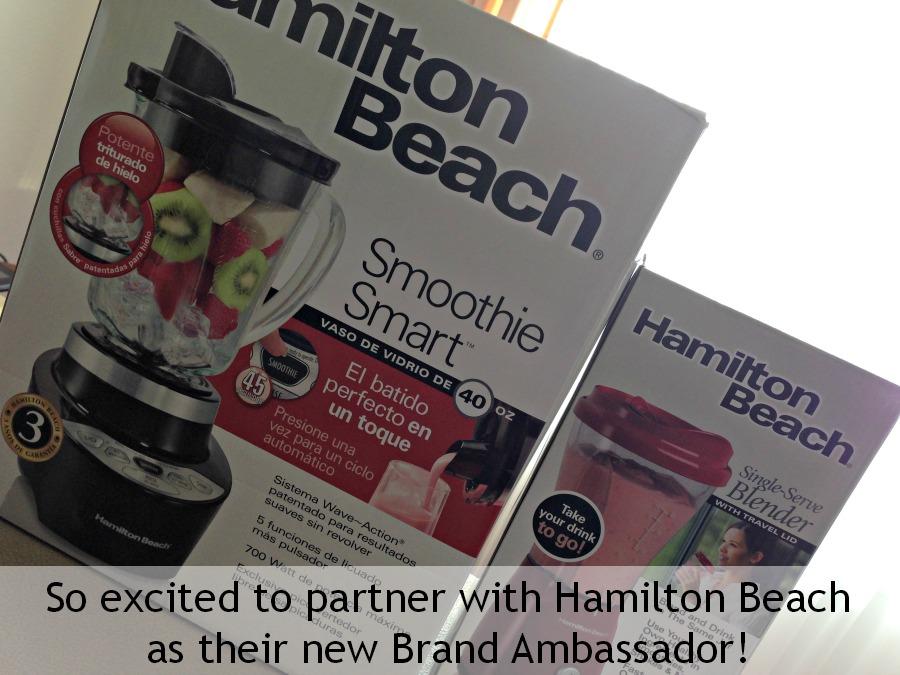 Hamilton Beach Brand Ambassador Smaller