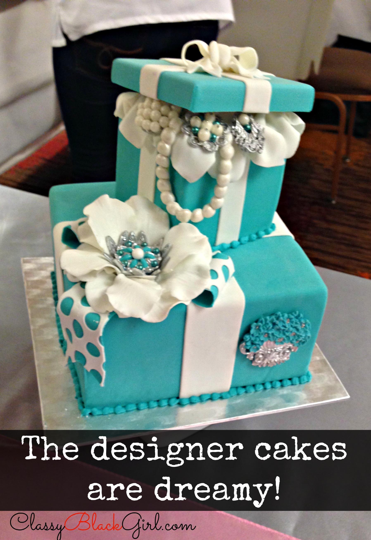 wedding fairs designer cakes classyblackgirl.com