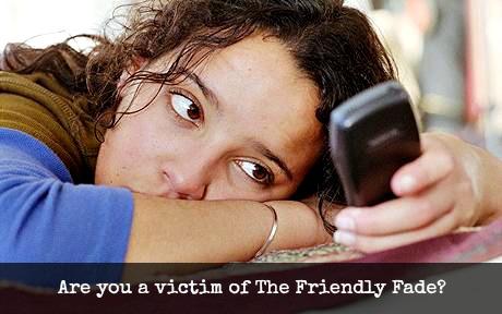 Friendly Fade ManTrapMeals.com Relationships