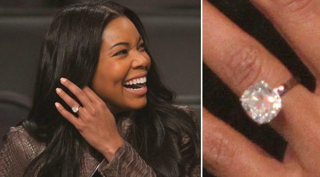 Gabrielle Union Ring