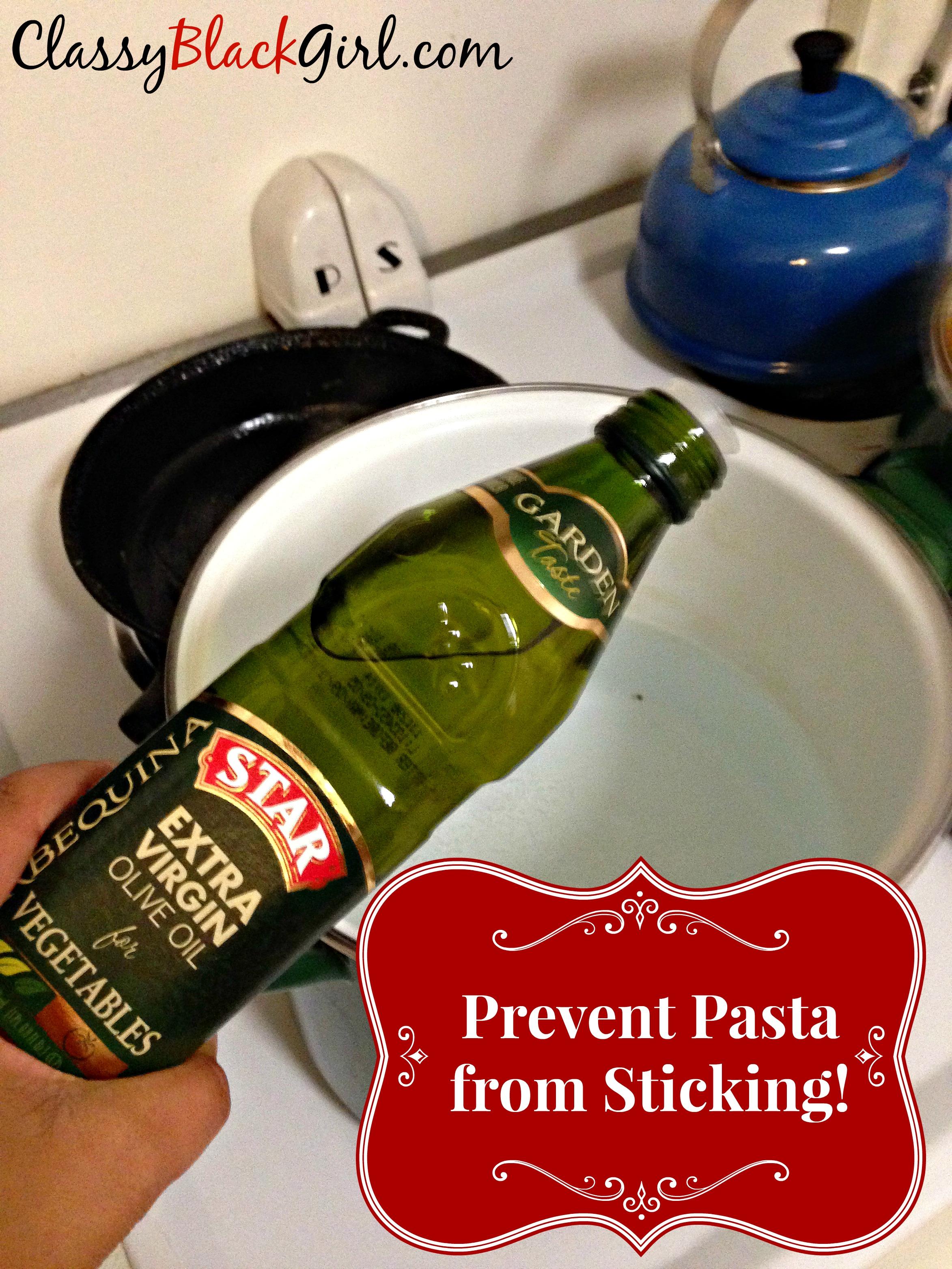 #StarOliveOil #shop #cbias Pasta water ClassyBlackGirl