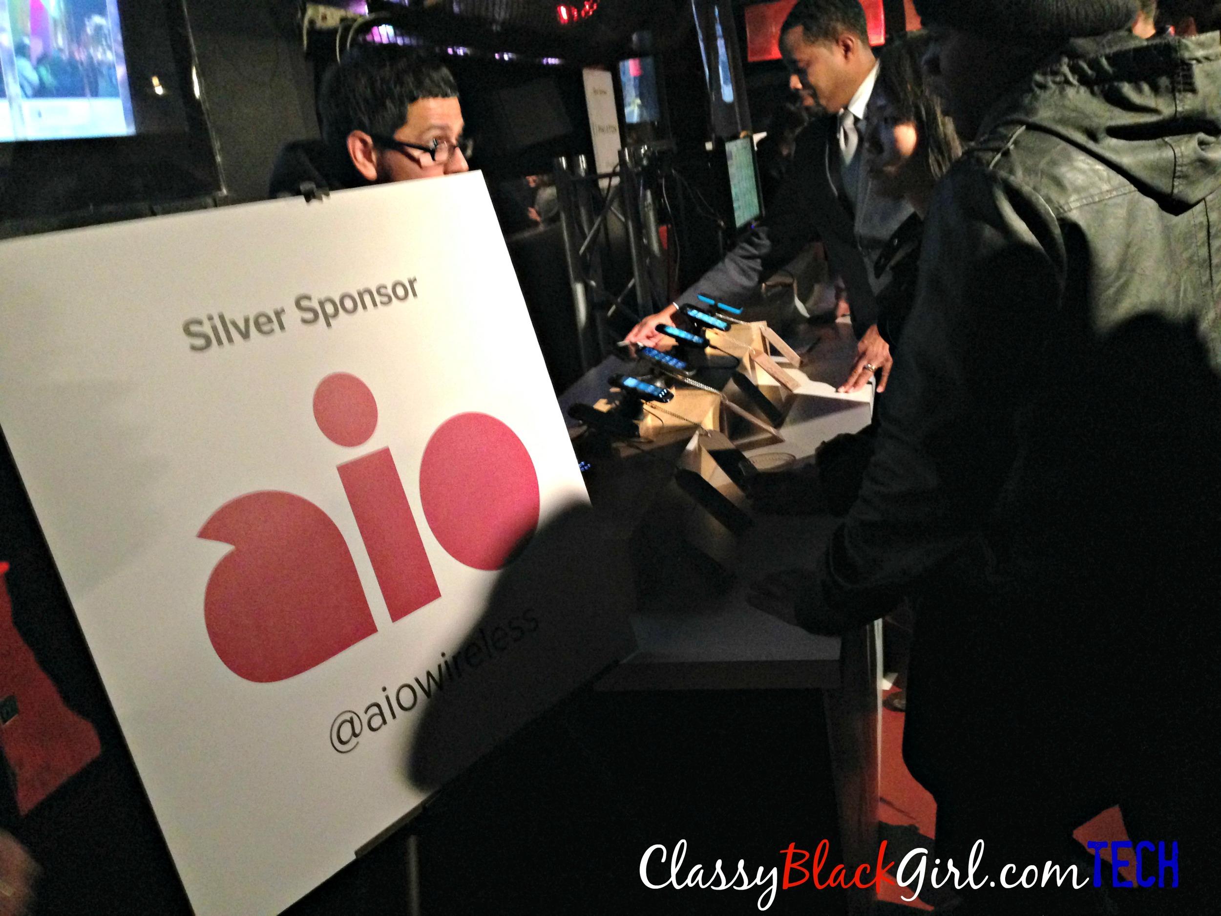 #engdgtSF AIO Wireless ClassyBlackGirl