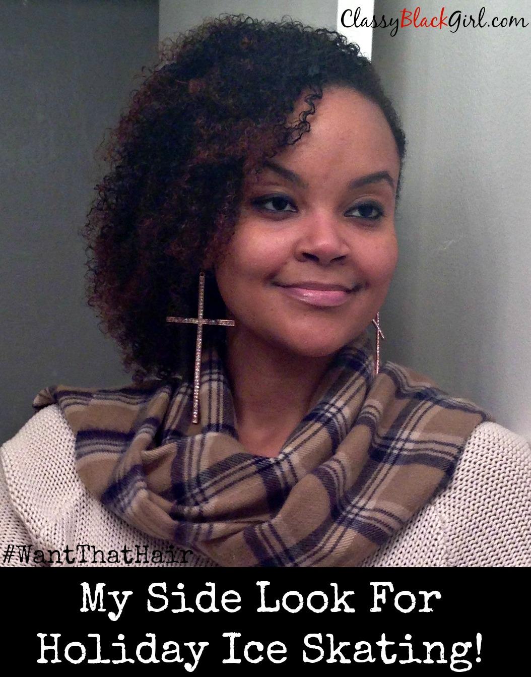 #wantthathair #clevergirls #sponsored #Sharelle D. Lowery ClassyBlackGirl Pantene Natural Hair