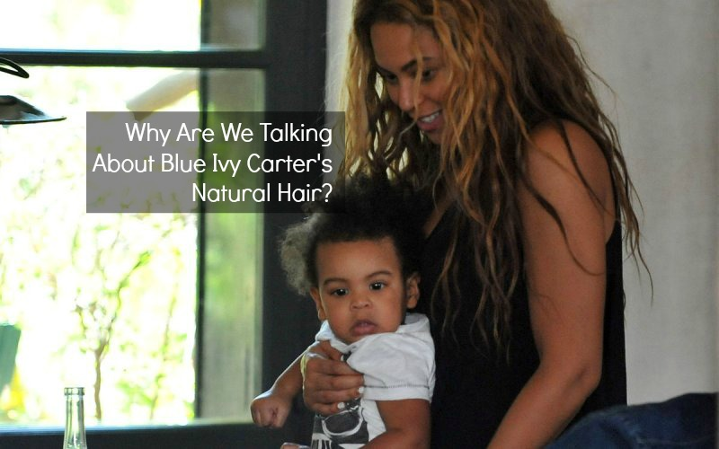 Blue Ivy Carter Natural Hair with Beyonce ClassyBlackGirl