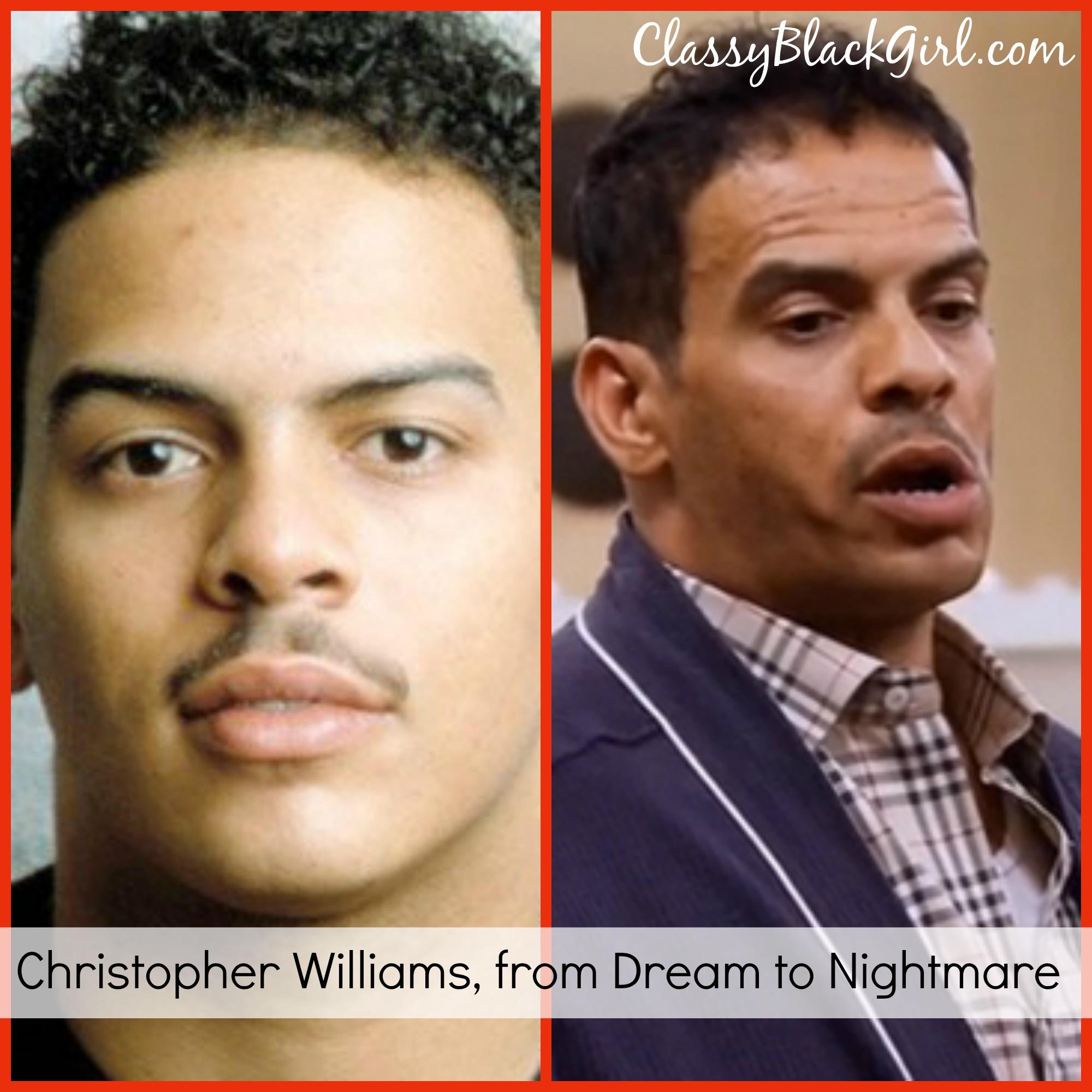 Christopher Williams Nightmare ClassyBlackGirl