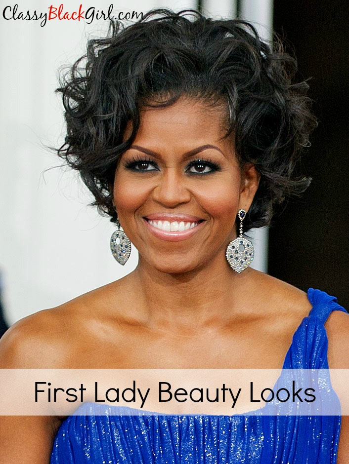 First Lady Michelle Obama Beauty Classy Black Girl