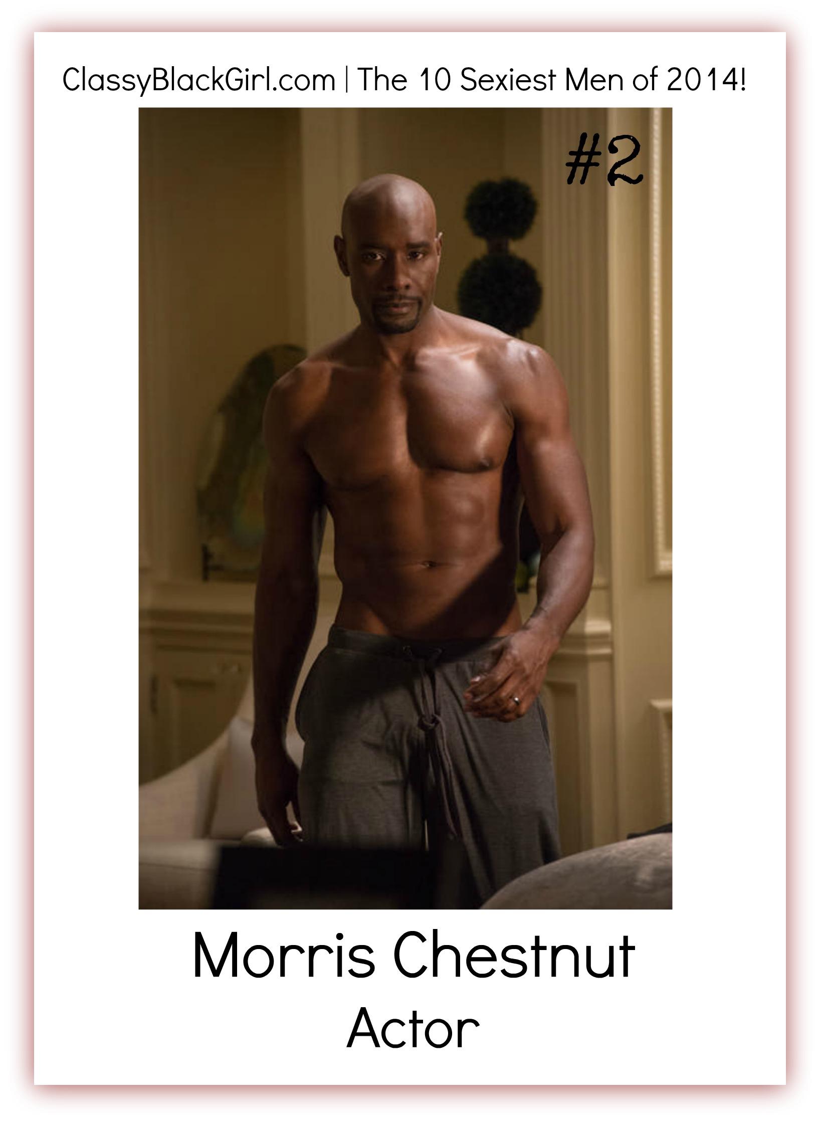 Morris Chestnut Use