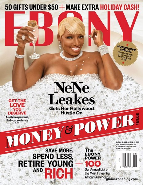 Nene Leakes Ebony Magazine ClassyBlackgirl.com