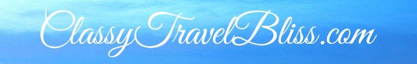 Classy Travel Bliss banner