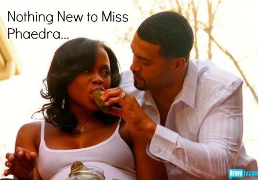 Phaedra Parks Dominatrix Freak Classy Black Girl USE