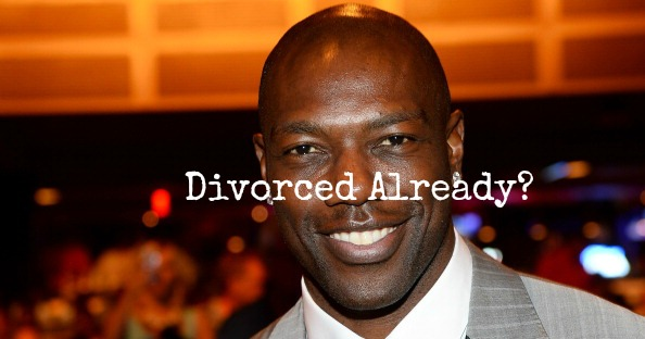 Terrell Owens Wife Files for Divorce USE