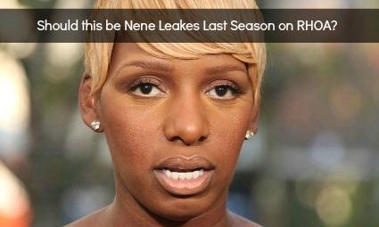 nene leakes last season