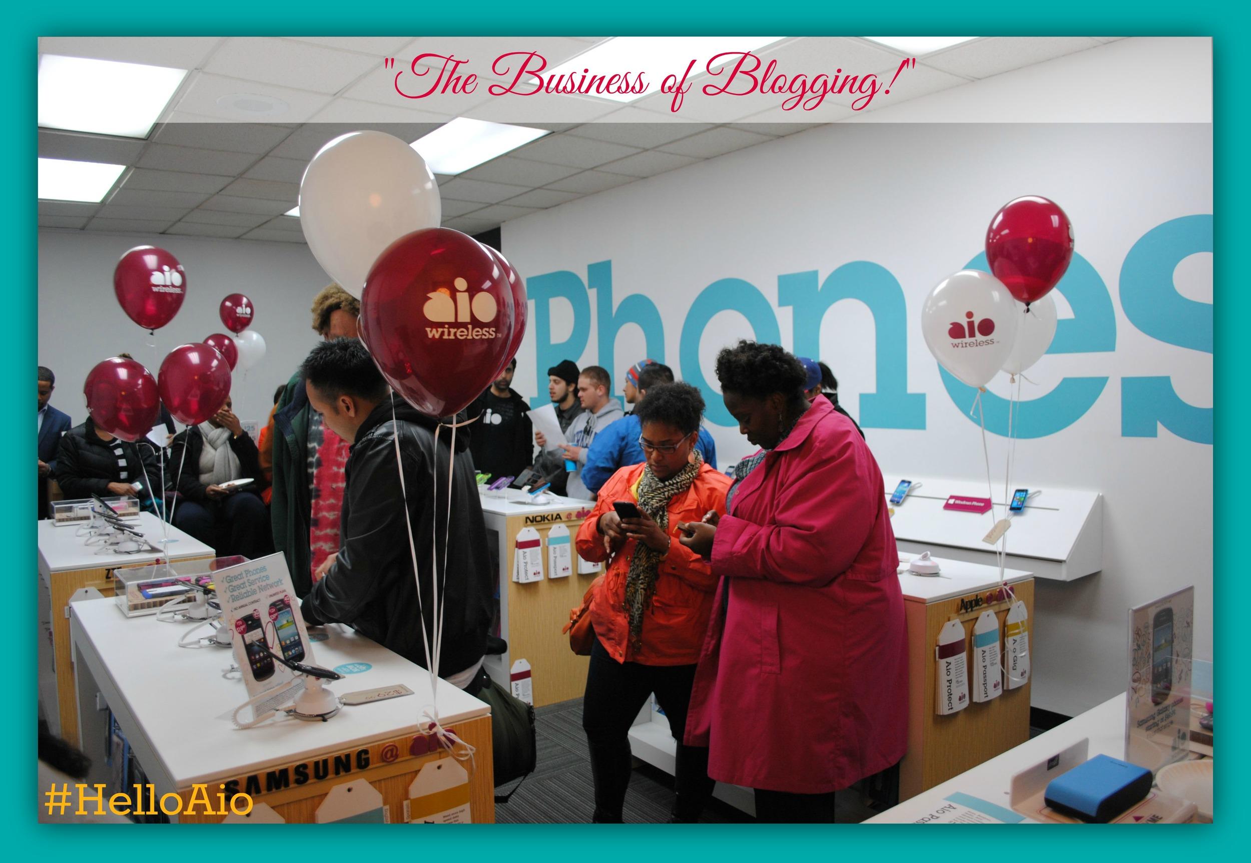 Group #sponsored Business of Blogging ClassyBlackGirl