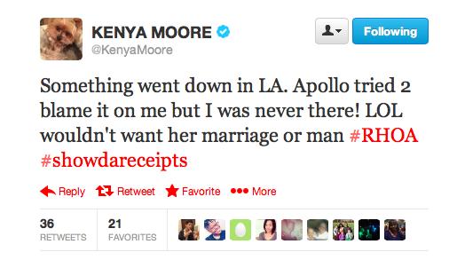 Kenya-Moore-Tweet