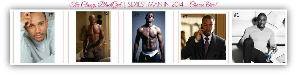 Sexiest Men in 2014 ClassyBlackGirl USE