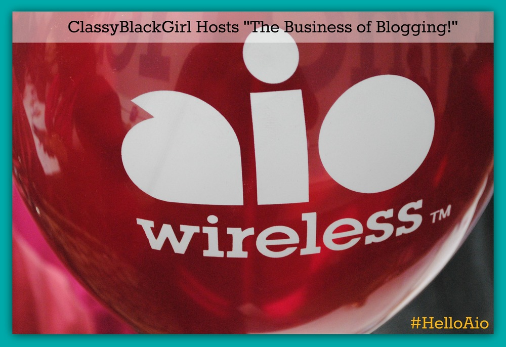 The Business of Blogging #sponsored #helloaio