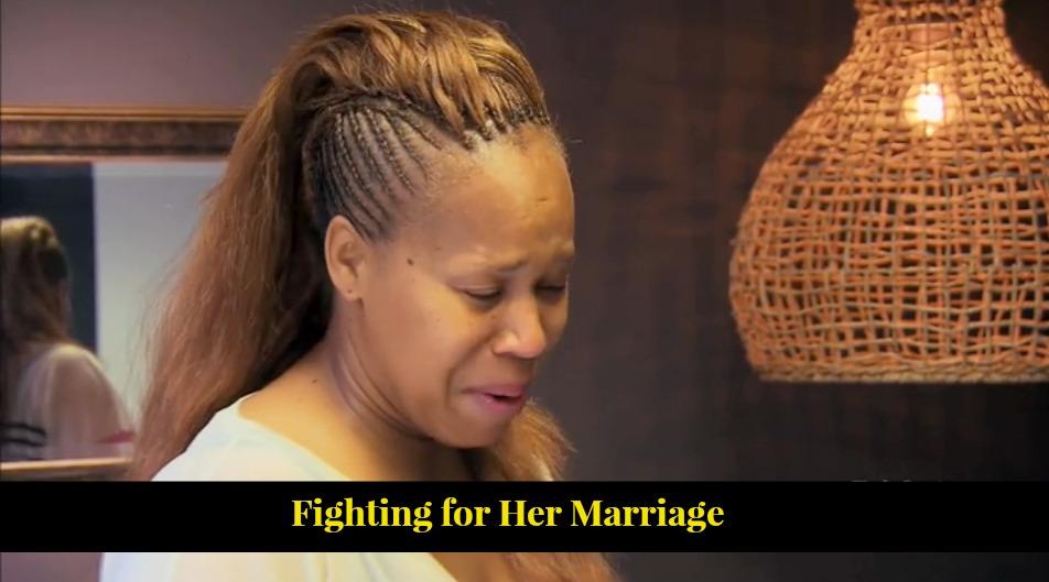 Tina Campbell Marriage SAve