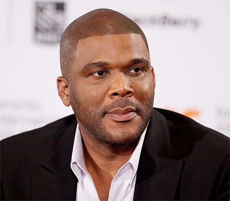 Tyler Perry Searches for his biological father after finding out via a DNA test that his mother had lied to him about his father