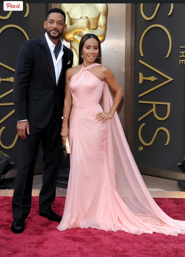 Will and Jada Clear