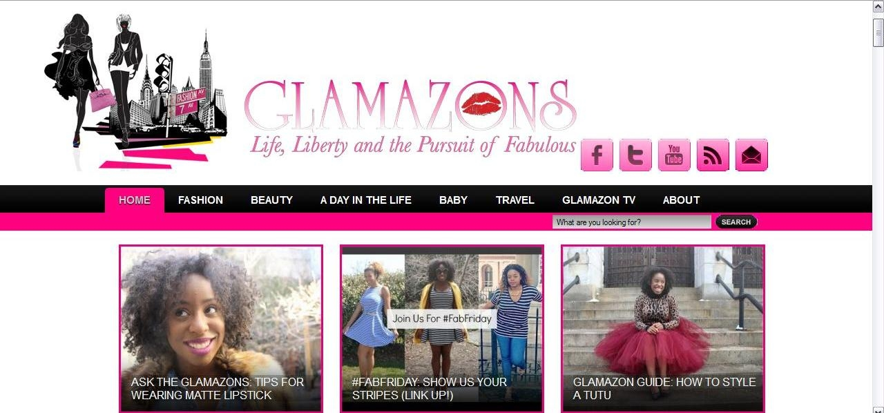 Top 10 Black Girl Beauty Blog