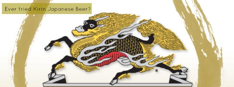 Kirin Japanese Beer Classy Black Girl