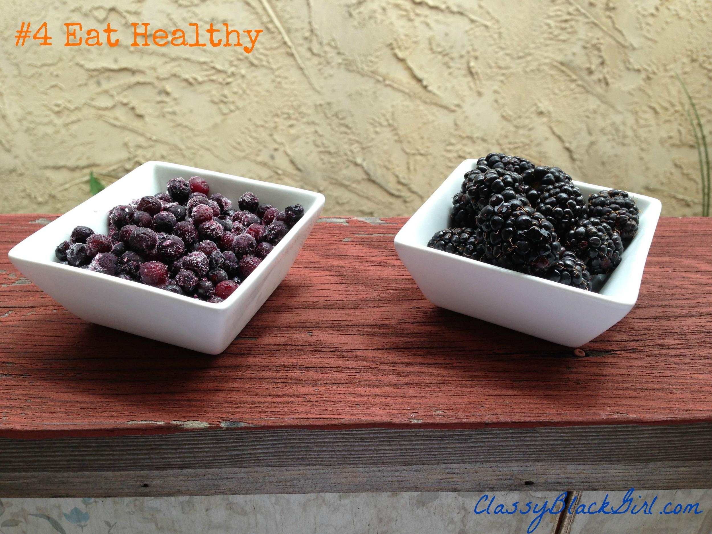 #NaturalProbiotic, #shop, ClassyBlackGirl.com, #cbias Frozen Berries, Healthy Living