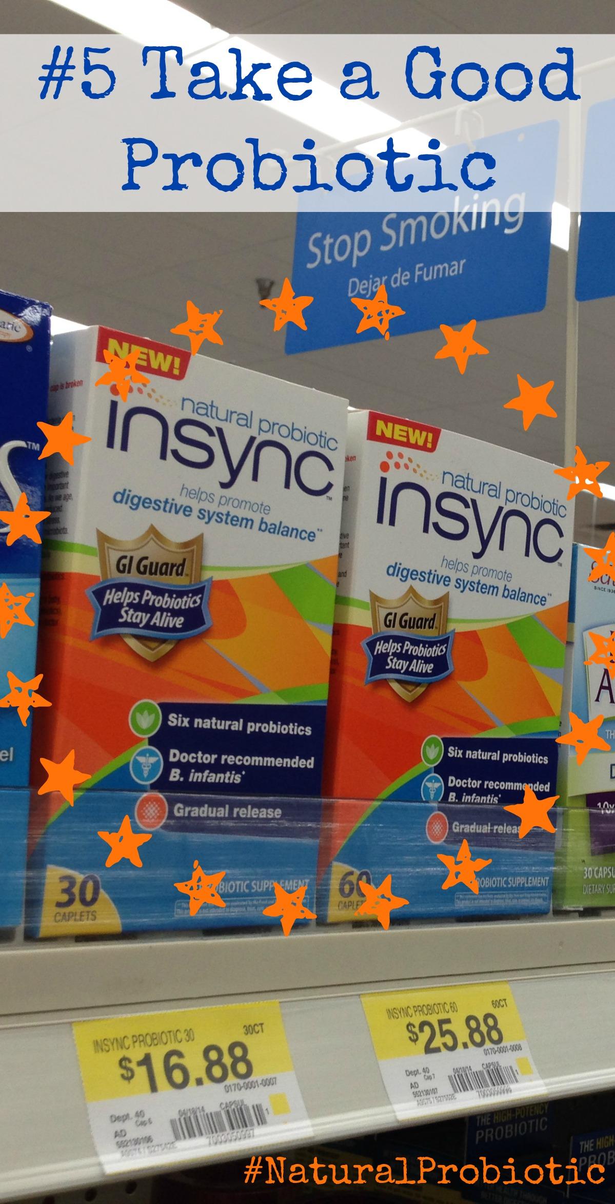 #naturalprobiotic, #shop, #cbias, insyncprobiotic, ClassyBlackGirl.com, sponsored