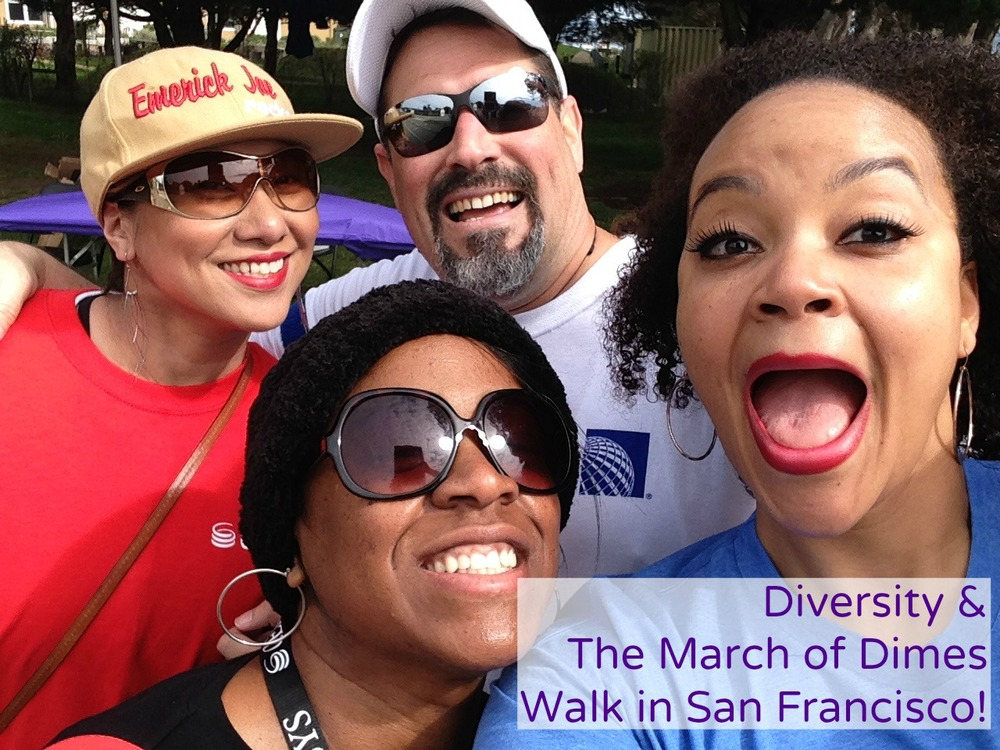 Diversity, March of Dimes, #TeamKmart
