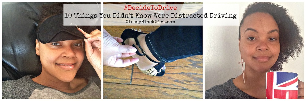 Hero, #DecideToDrive, Distracted Driving