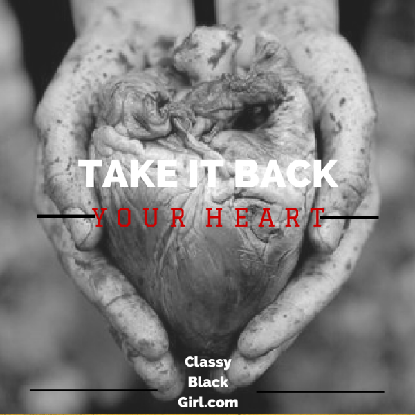 Take it Back Your Heart