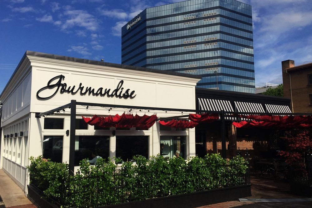 Downtown SLC - The original Gourmandise in downtown SLC. Over 4,000 people dine with us every week and we're honored to have had the opportunity to serve locals and visitors for almost 30 years.