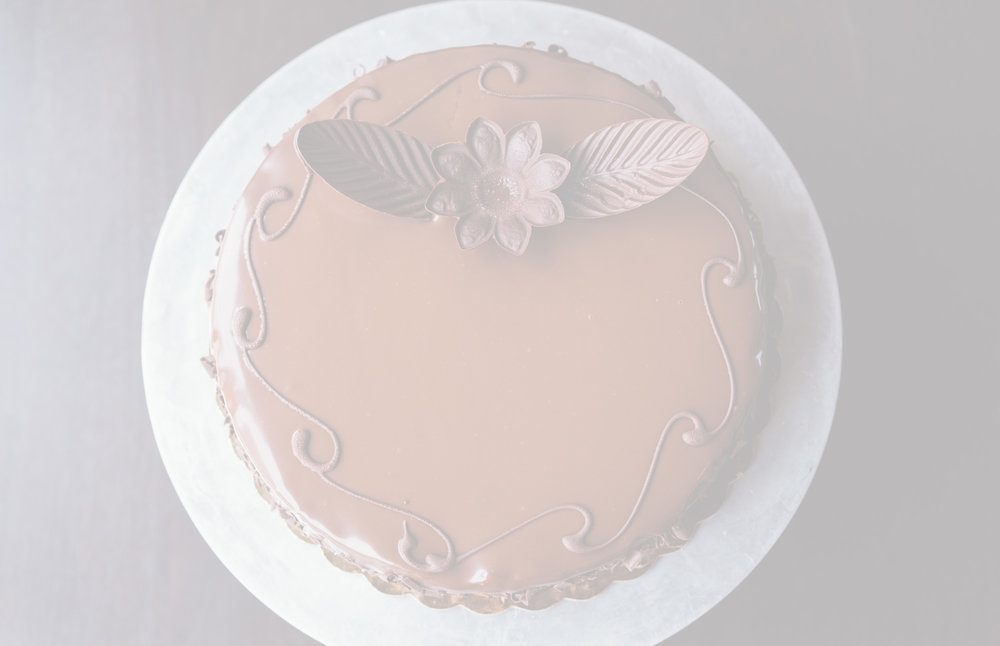 chocolate decadence$39.95 - Our flourless chocolate cake is gluten free. (GF)
