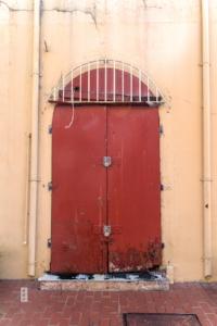 Caribbean Door 1 (Old San Juan, Puerto Rico)