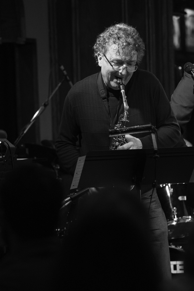 Tim Moher live at the Jazz Room, Waterloo Feb 24, 2018