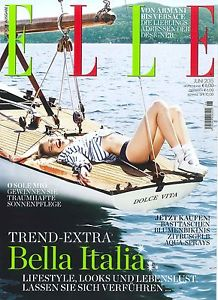 Elle Germany June 2015, Trend Photo